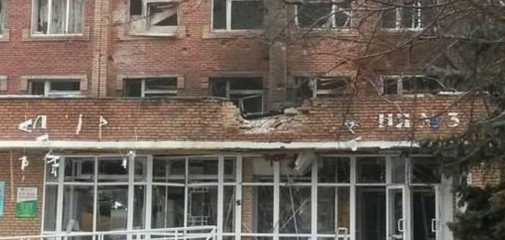 Под террористами остается 60% больниц Донетчины