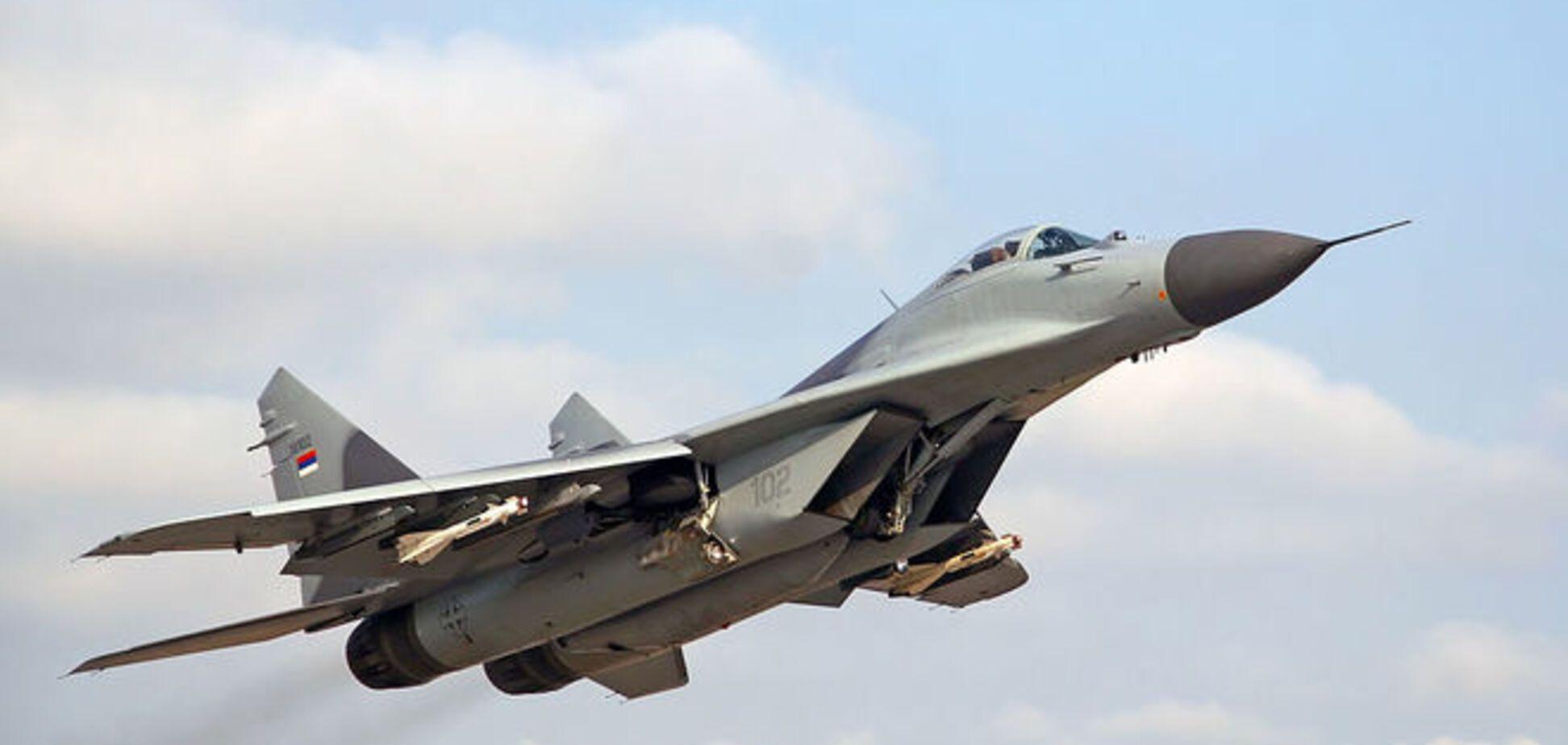 Восстановлению не подлежит: в России разбился истребитель МиГ-29