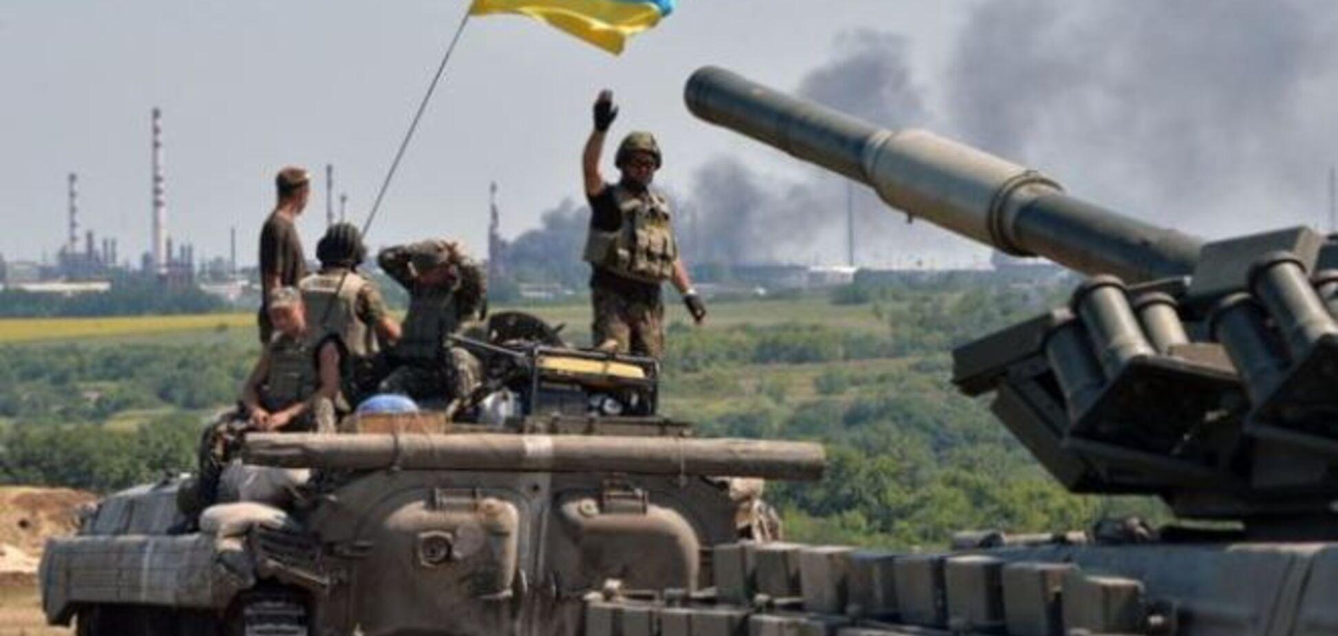 Число погибших украинских бойцов под Марьинкой возросло