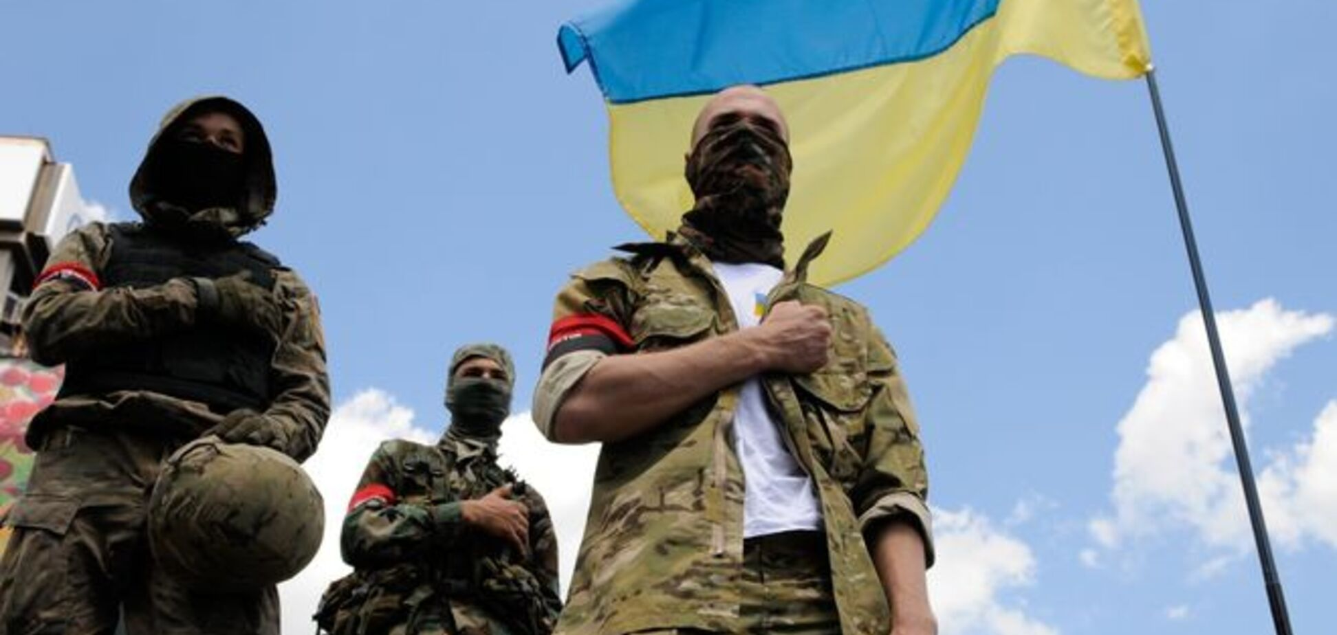 Враг не дремлет: в 'Правом секторе' объявили полную мобилизацию
