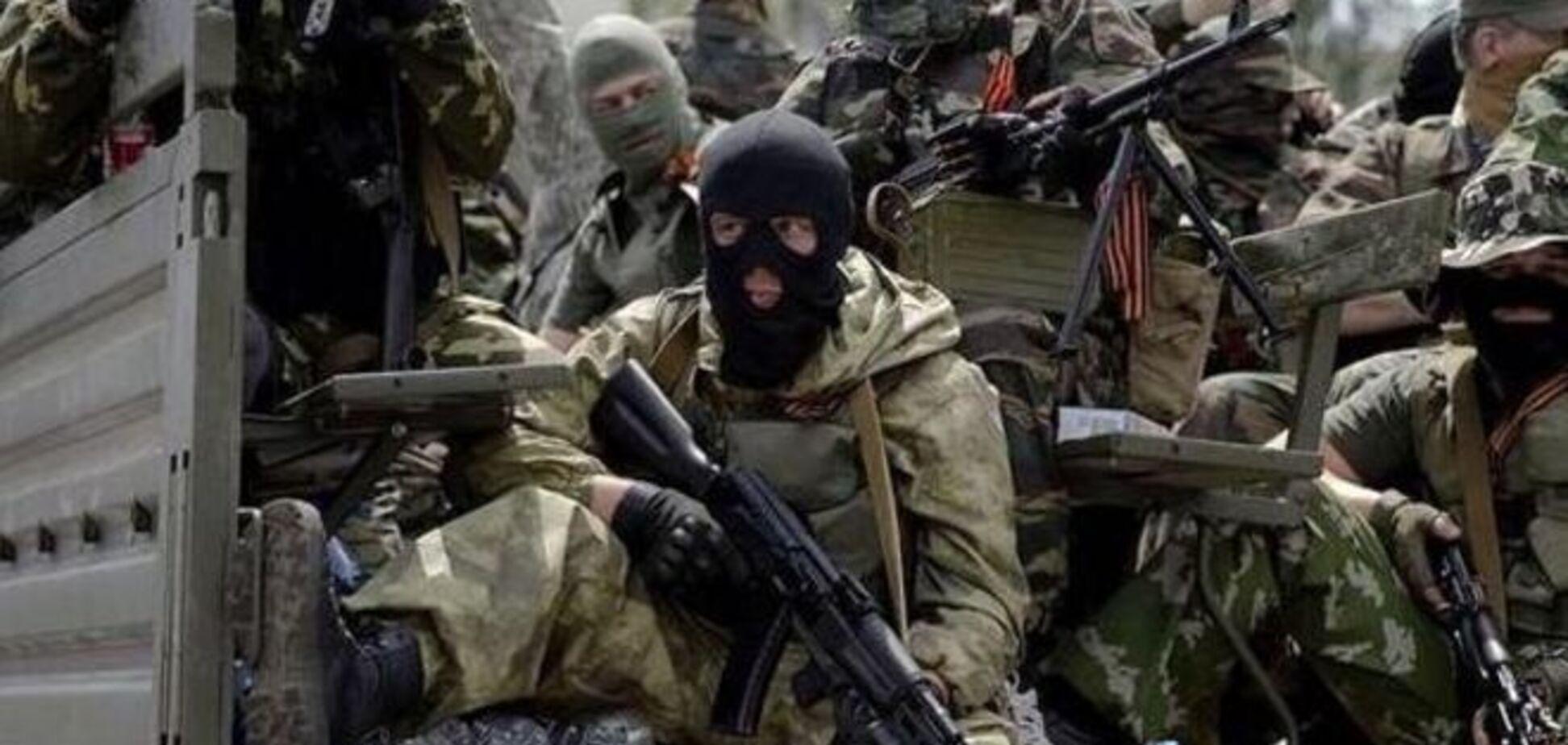 Террористы под Марьинкой потеряли около 80 человек - Лысенко