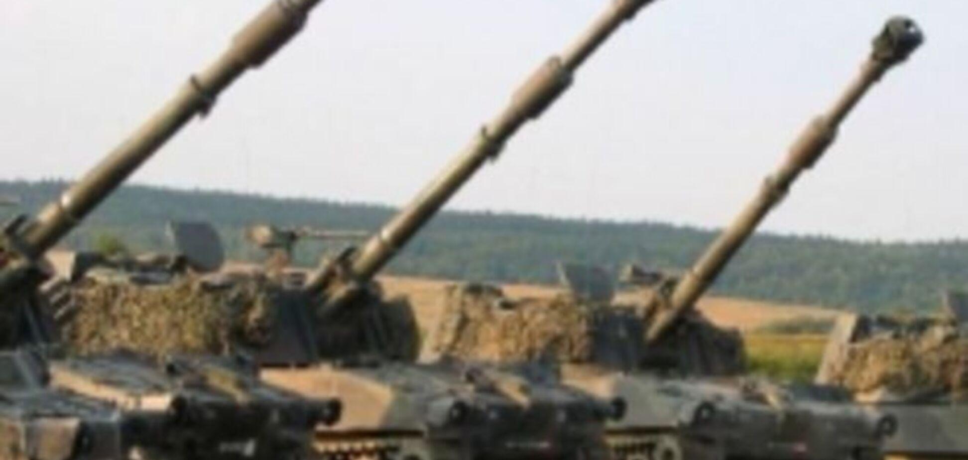 Террористы 'ДНР' выводят САУ из Донецка и усиливают Горловку
