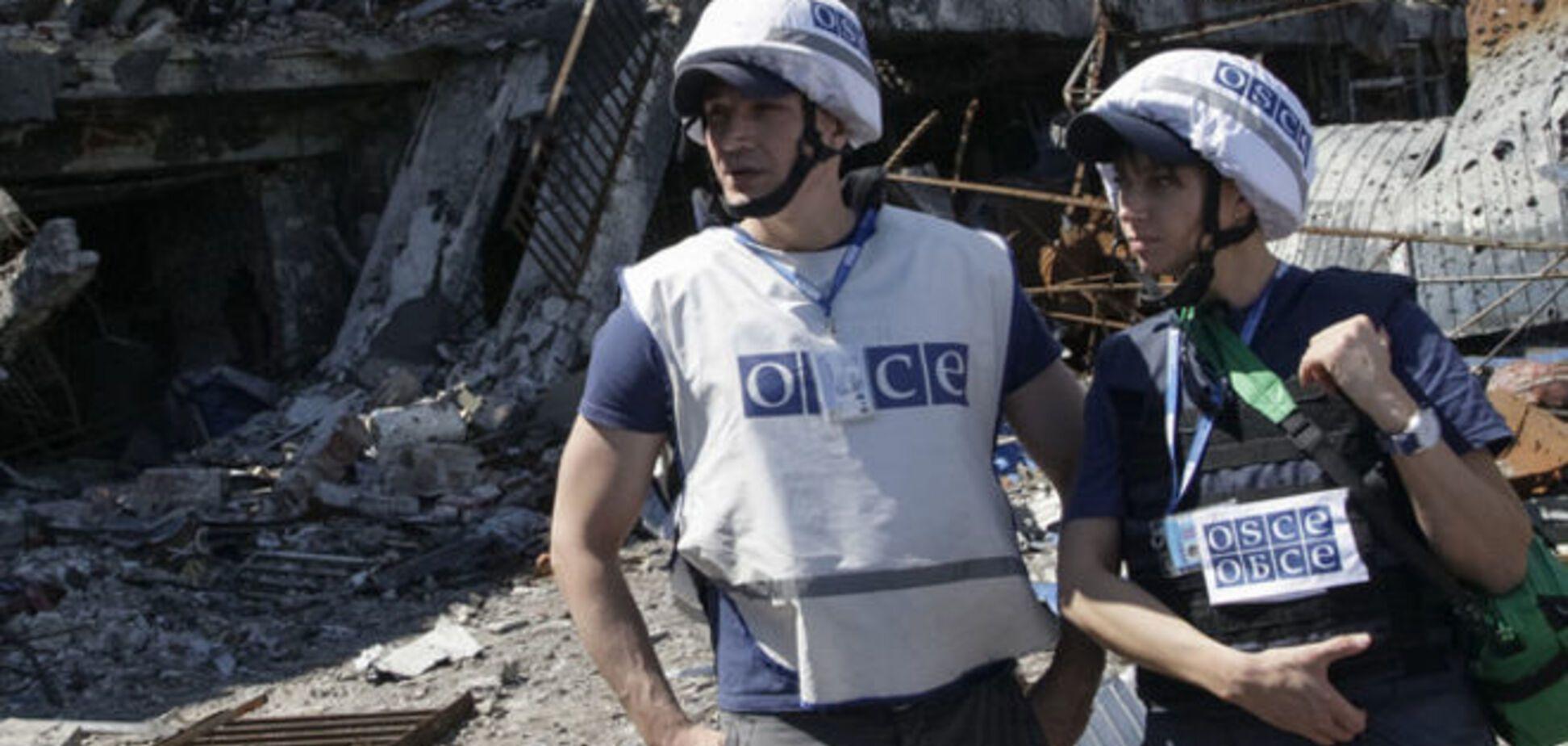 ОБСЕ: террористы 'ДНР' обстреляли ВСУ из Киевского района Донецка