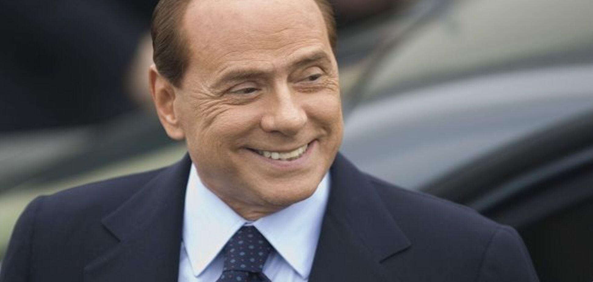 Берлускони продал 48% акций 'Милана'