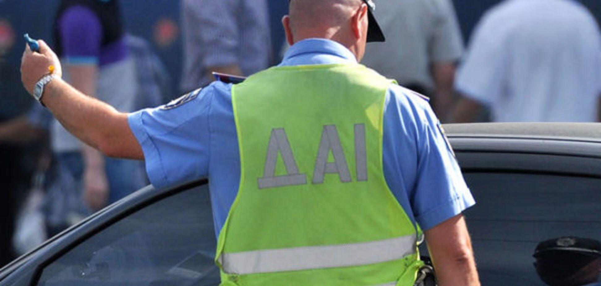В Киеве введен план 'Перехват', ловят автоугонщиков