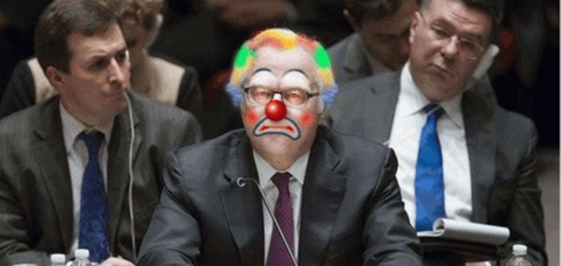 'На арене клоун Чуркин': соцсети бурно отреагировали на заседание Совбеза ООН