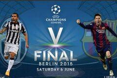 Ювентус - Барселона - 1-3: Кубок чемпионов едет в Каталонию