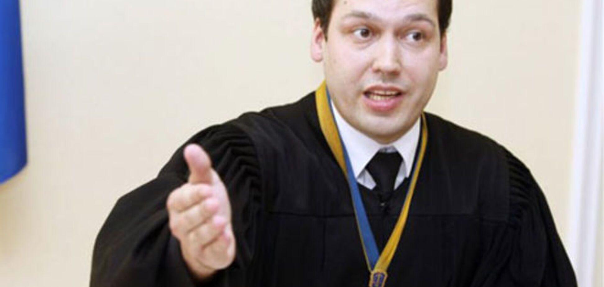 Одиозному судье Вовку грозит до 8 лет тюрьмы