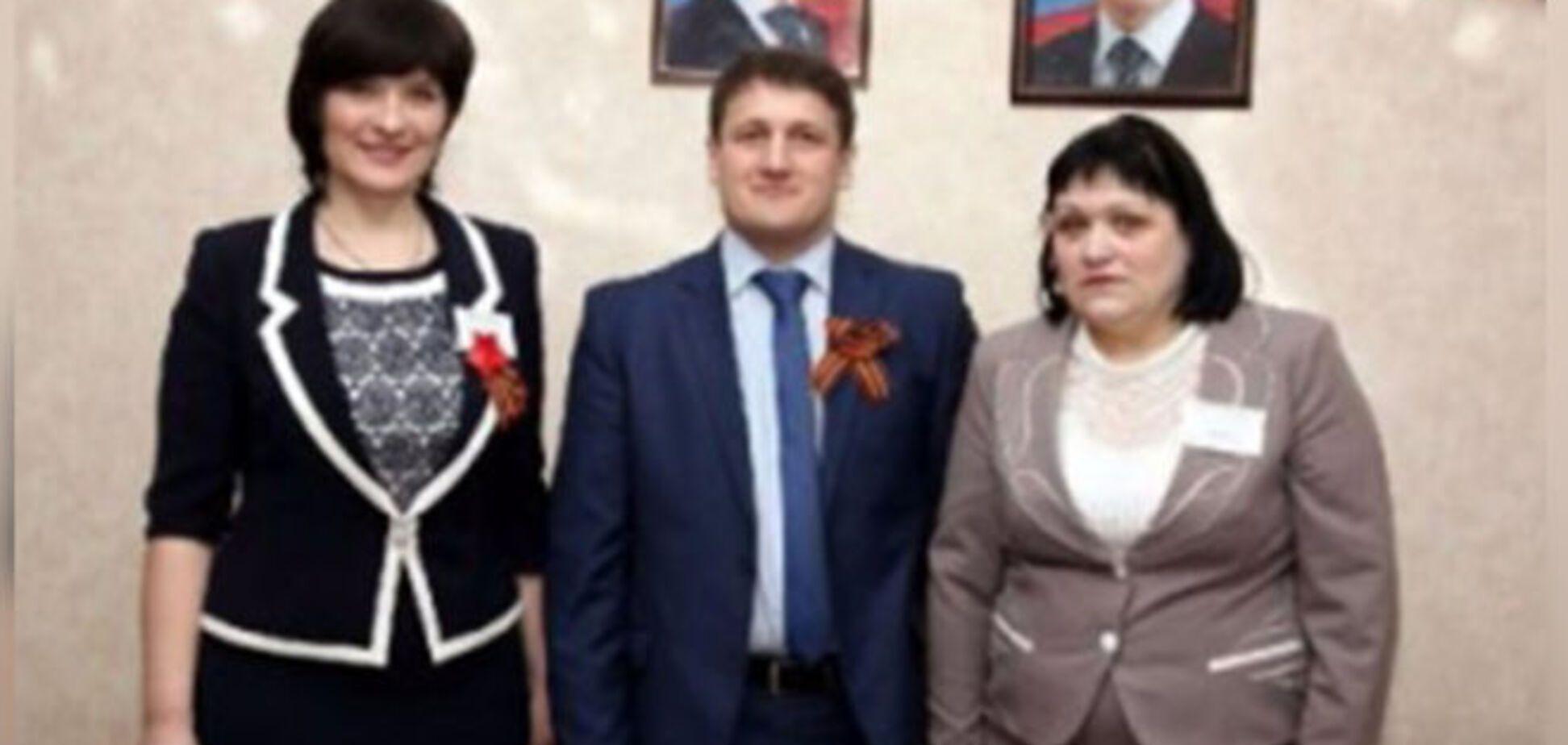 Фото с Путиным стоило работы харьковскому директору школы
