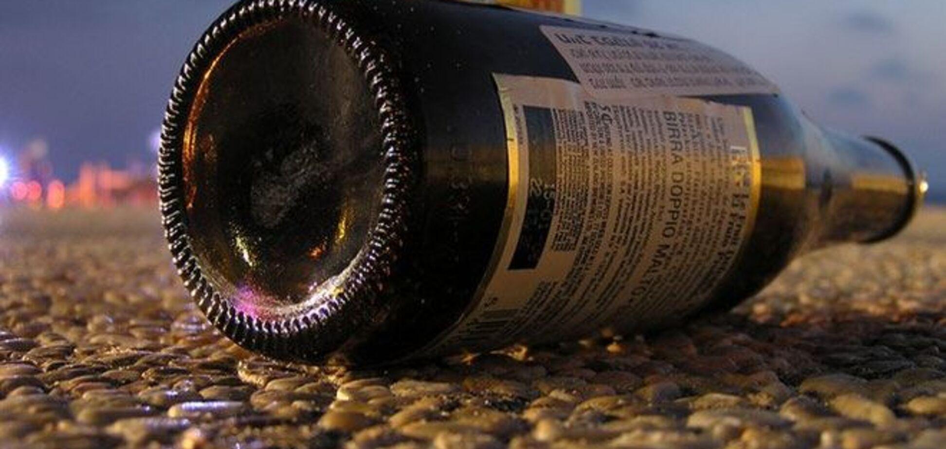 На Донбассе пьяный чиновник избил парня: дело хотят 'замять'