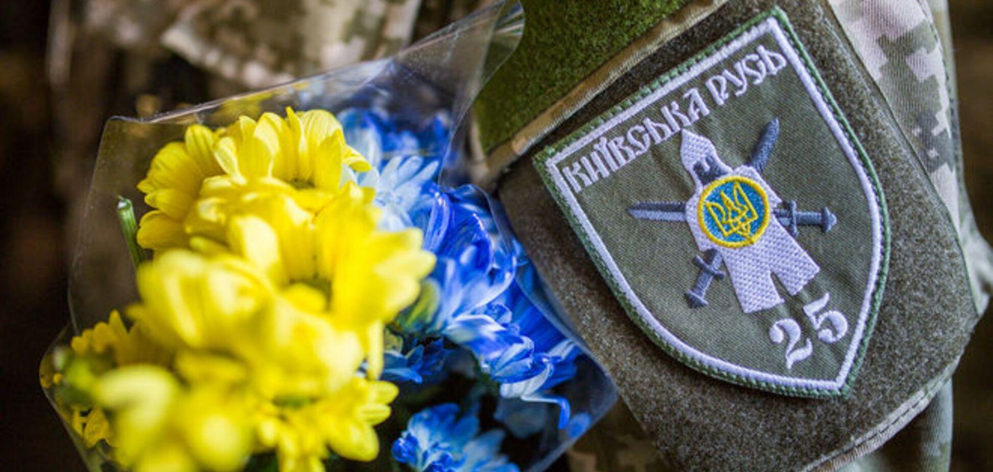 Бойцы 'Киевской Руси' вернулись с войны: трогательные фото встречи