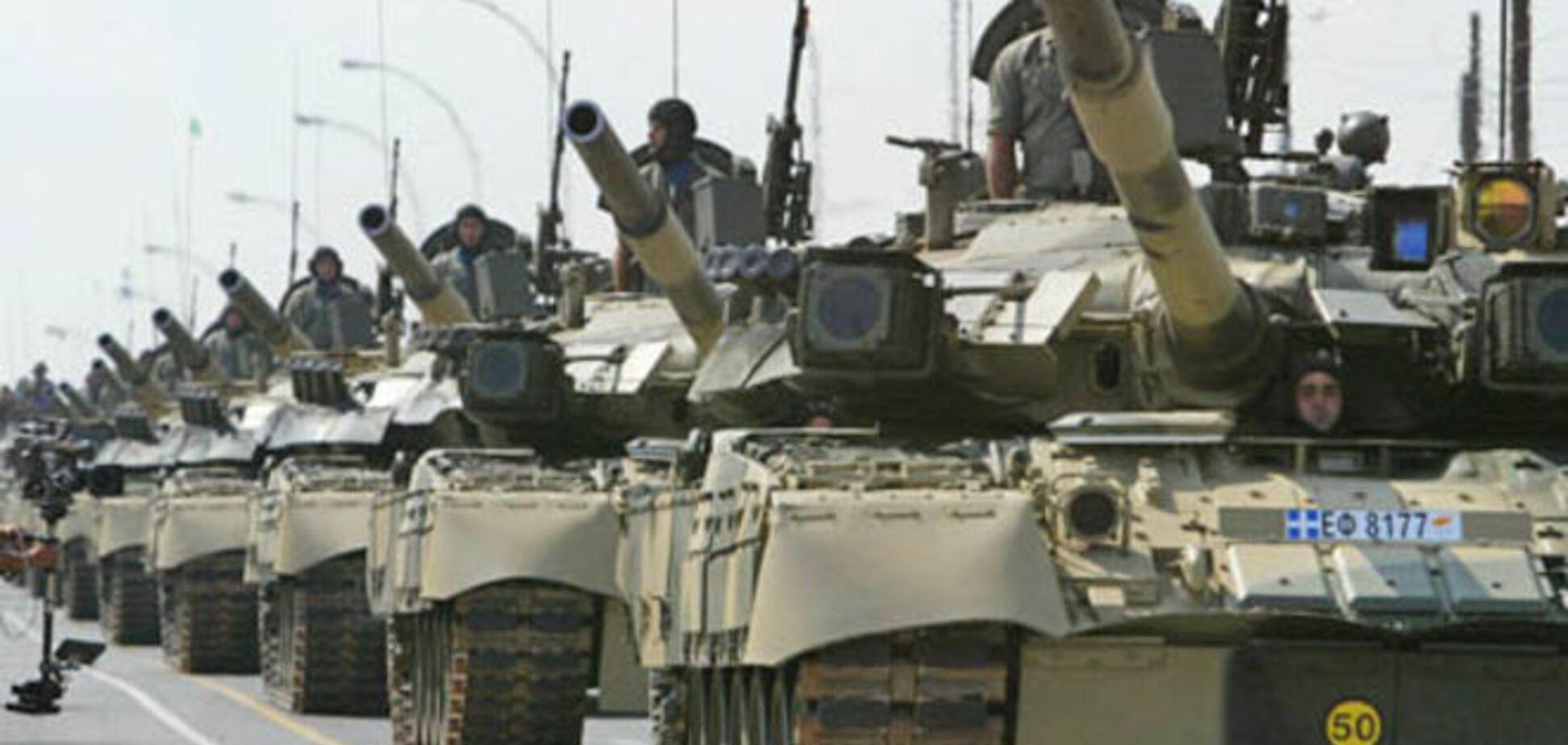 СМИ: Россия пригнала в Иловайск новую партию танков