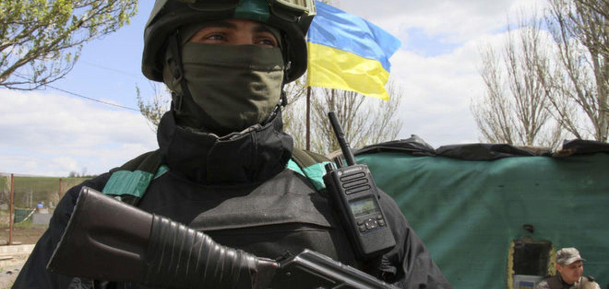 Лысенко озвучил потери сил АТО за сутки