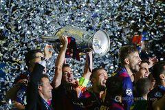 'Барселона' виграла Лігу чемпіонів у важкій битві з 'Ювентусом'
