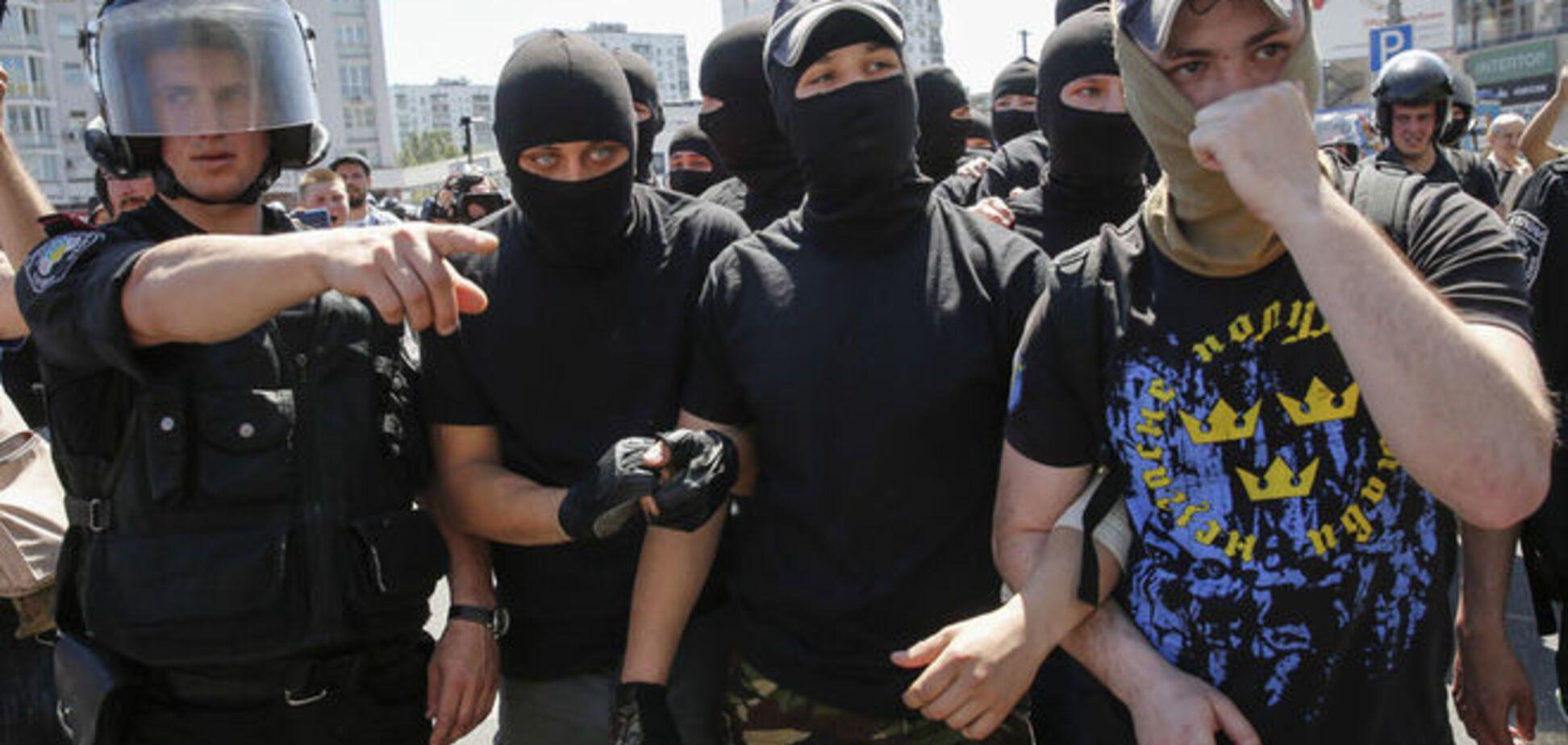 Гей-парад, нацисты, хомяки и новый Майдан