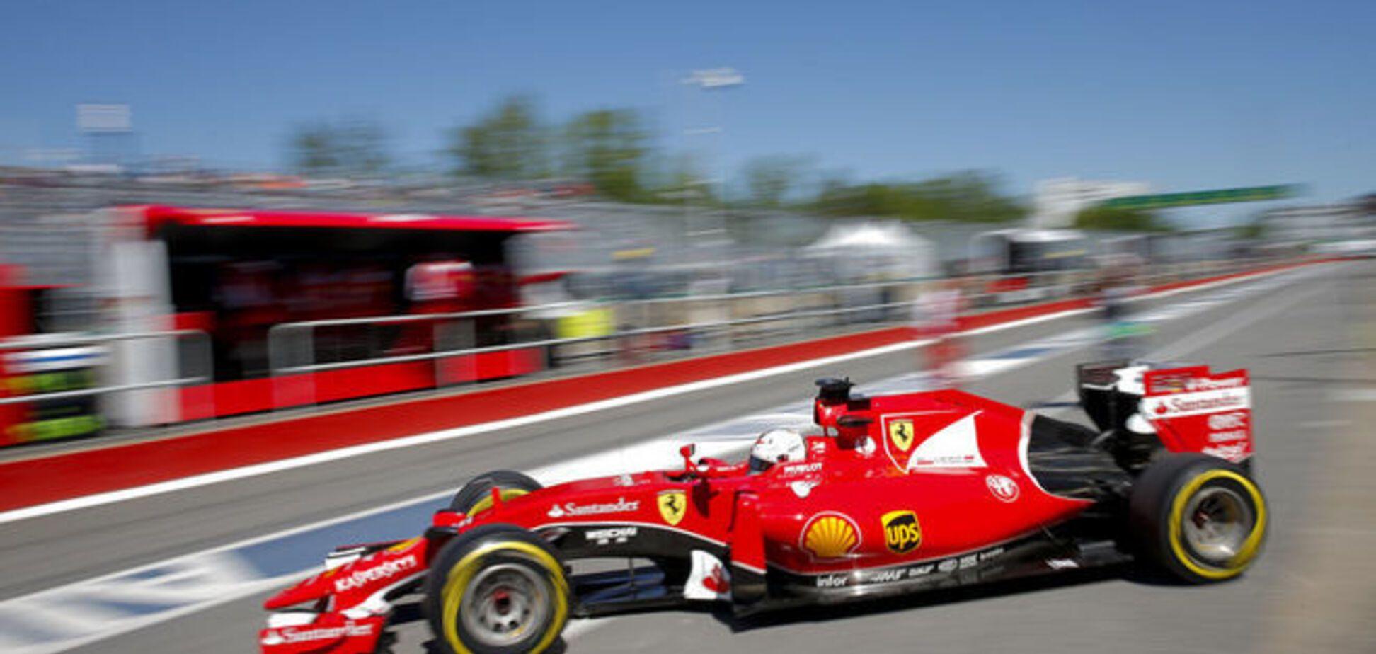 Феттель совершил феноменальный прорыв на Гран-при Канады
