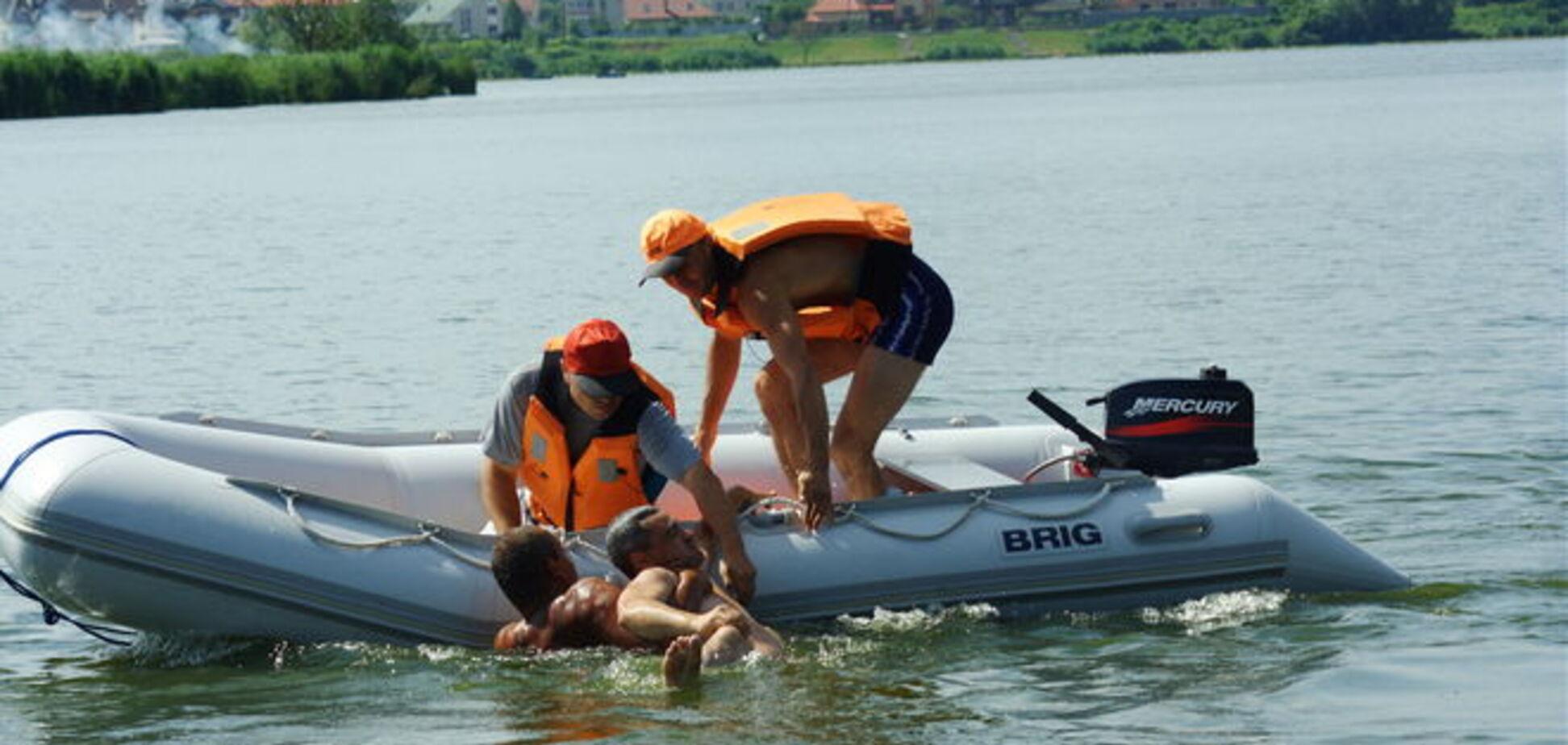 У Києві за добу потонули 4 людини