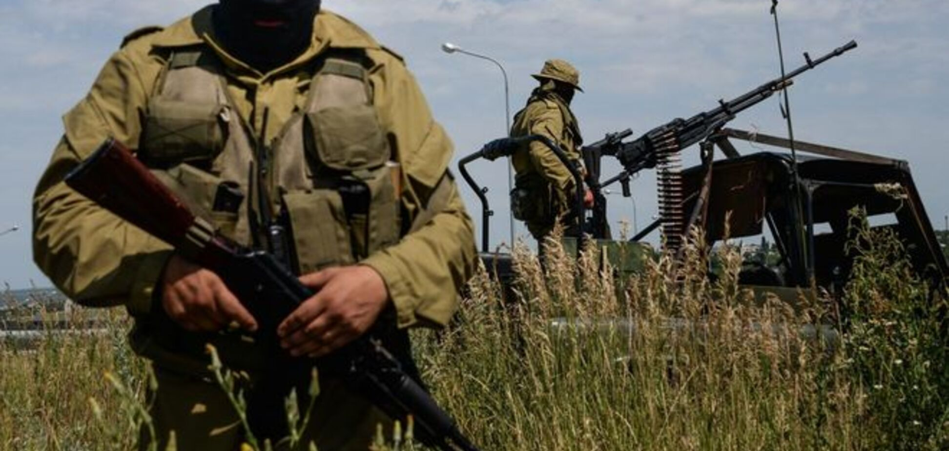 Террористы активно используют тактику 'кочующих' танков и артиллерии