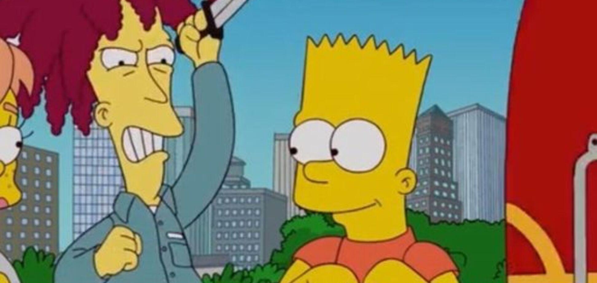 В сериале 'Симпсоны' готовят убийство Барта – СМИ