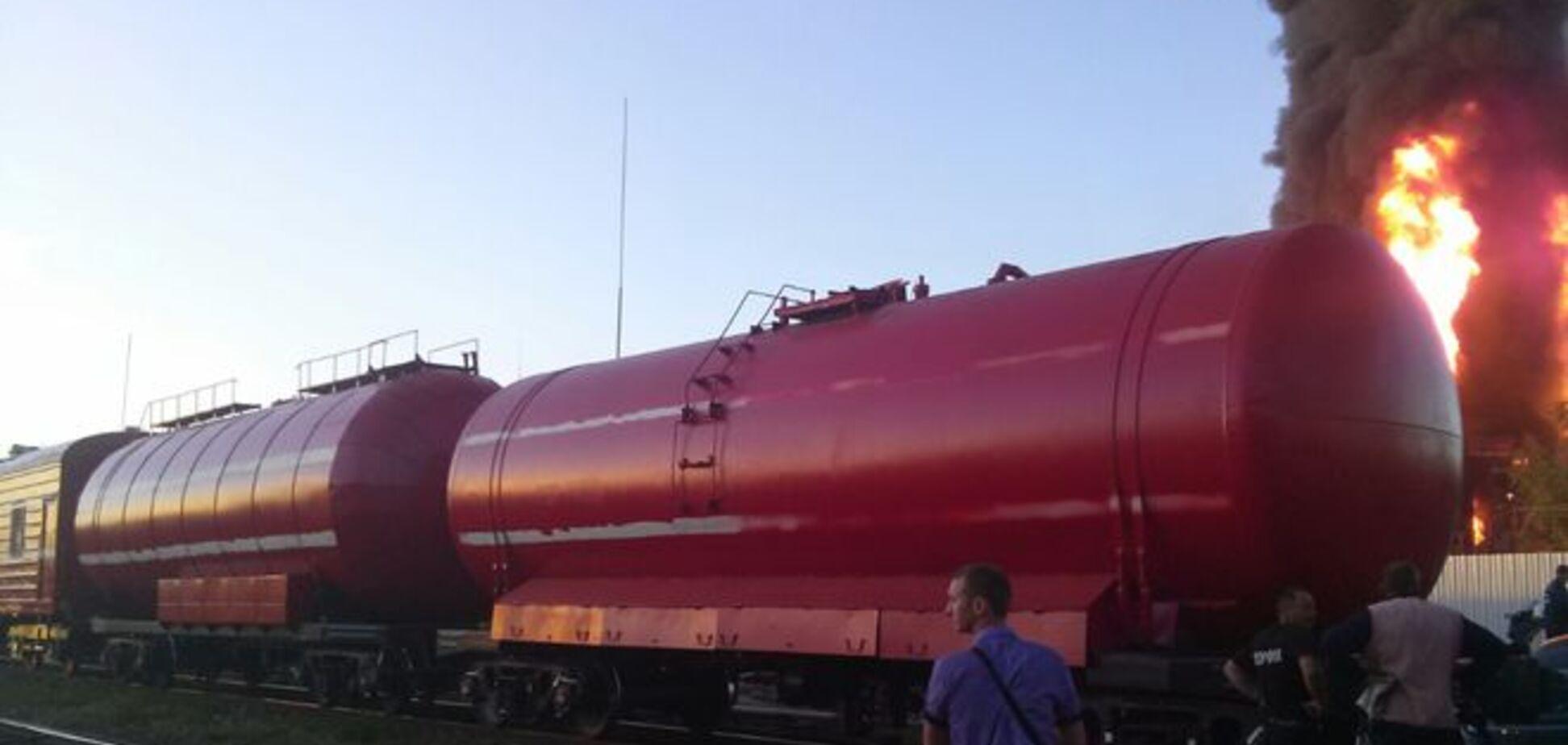 Пожар в Василькове: опубликована история 'покушений' на 'БРСМ-Нафту'