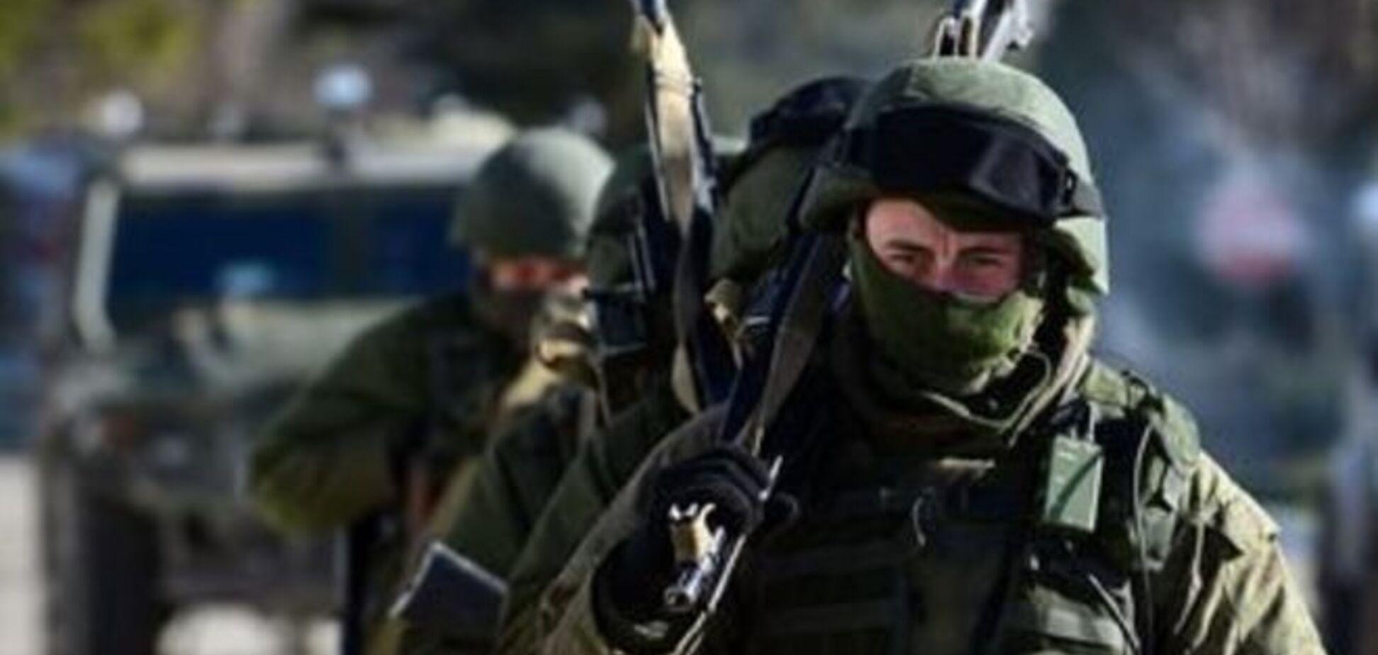 В СБУ подсчитали число россиян, воюющих на Донбассе под маской местных террористов