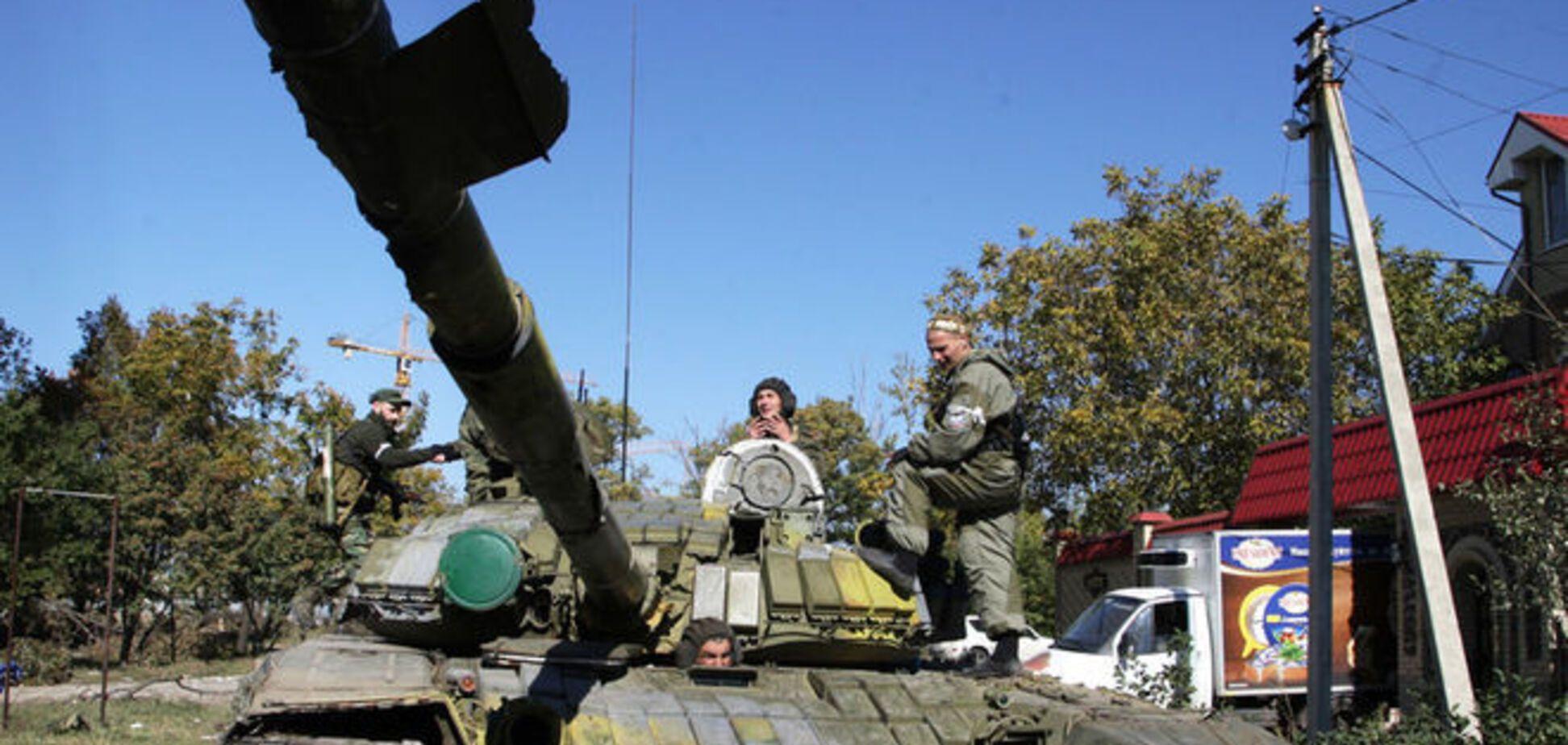 Террористы 'ДНР' готовят наступление на Кураховскую ТЭС