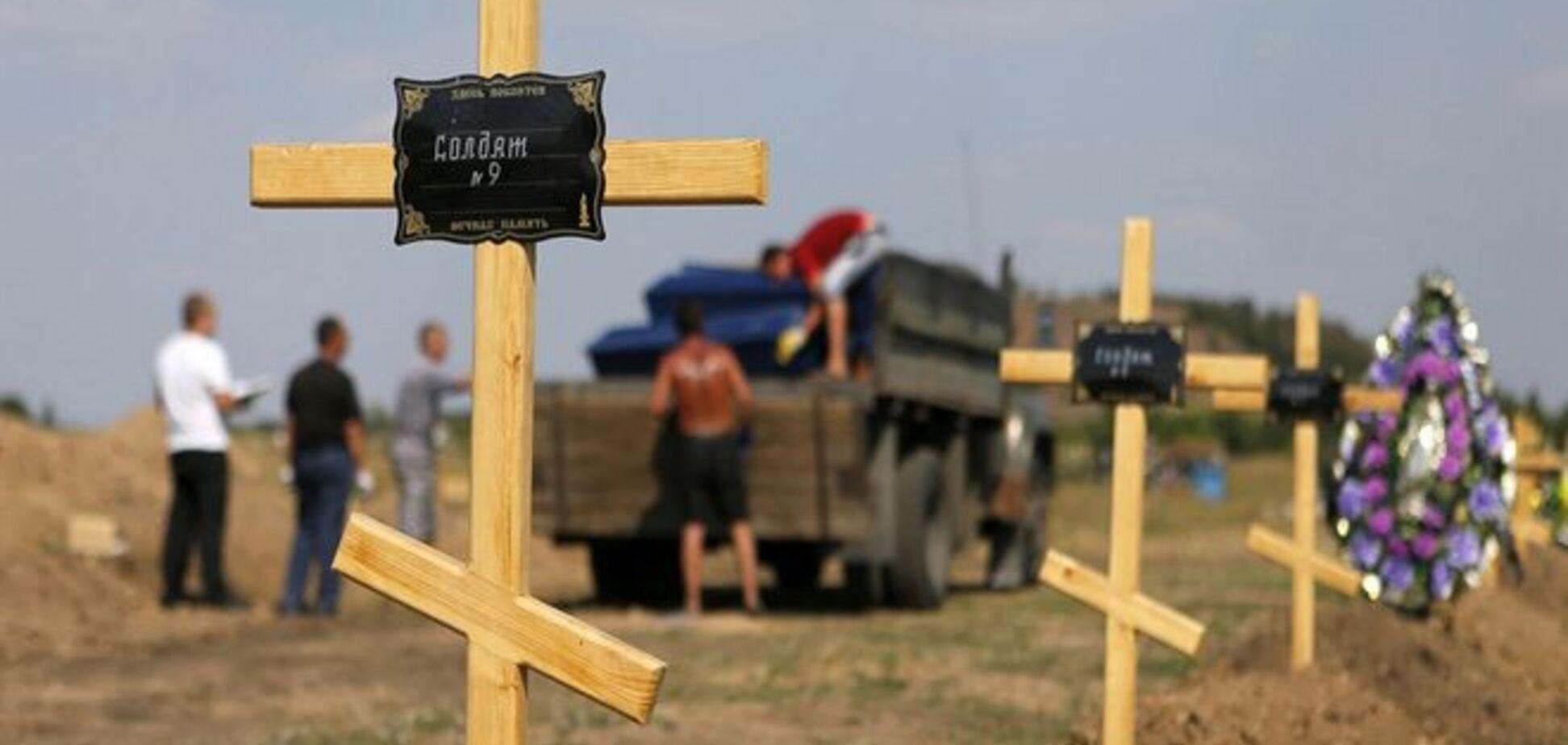В России правозащитнице, рассказавшей о погибших на Донбассе военных, грозит тюрьма