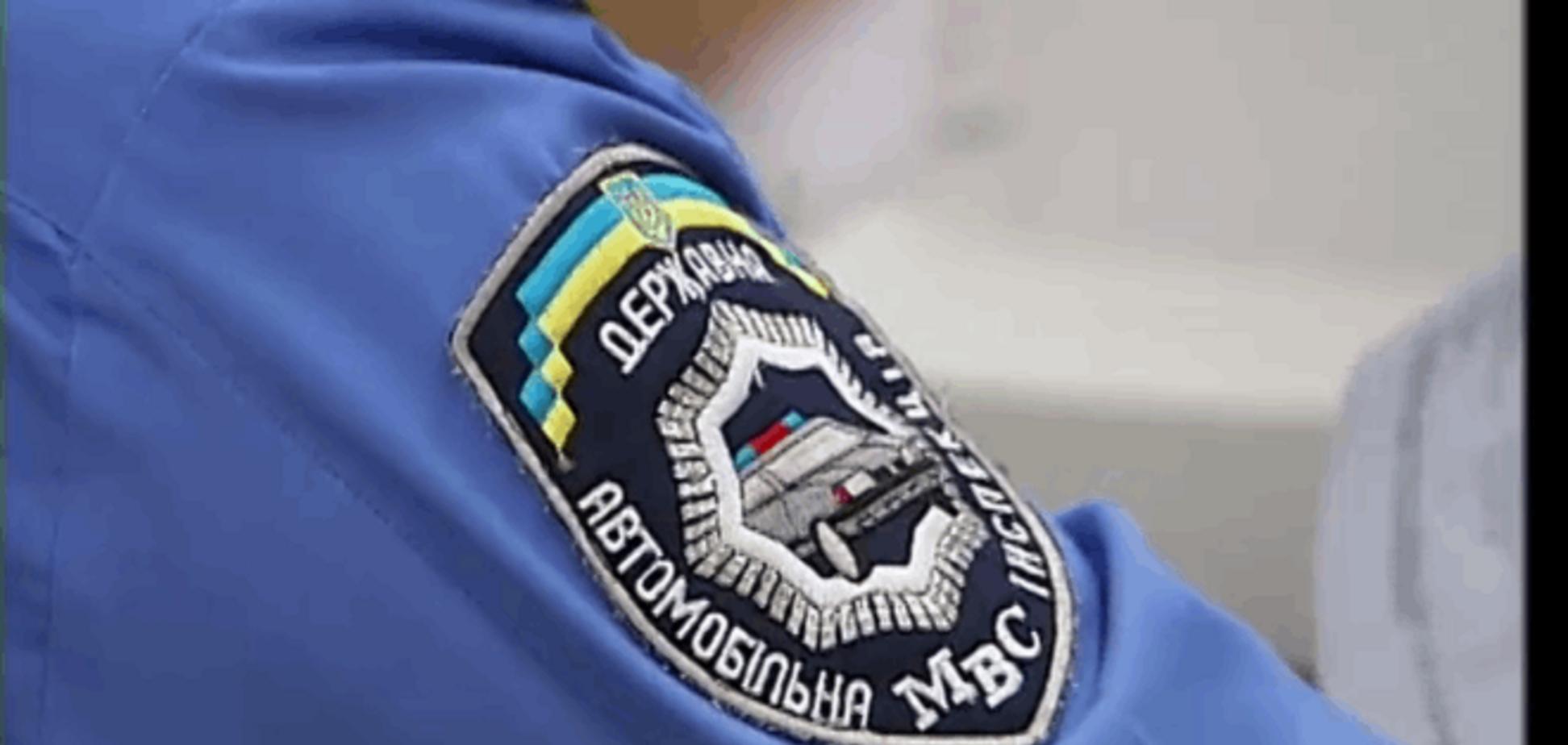 В Волынской области, находясь на посту, застрелился инспектор ГАИ