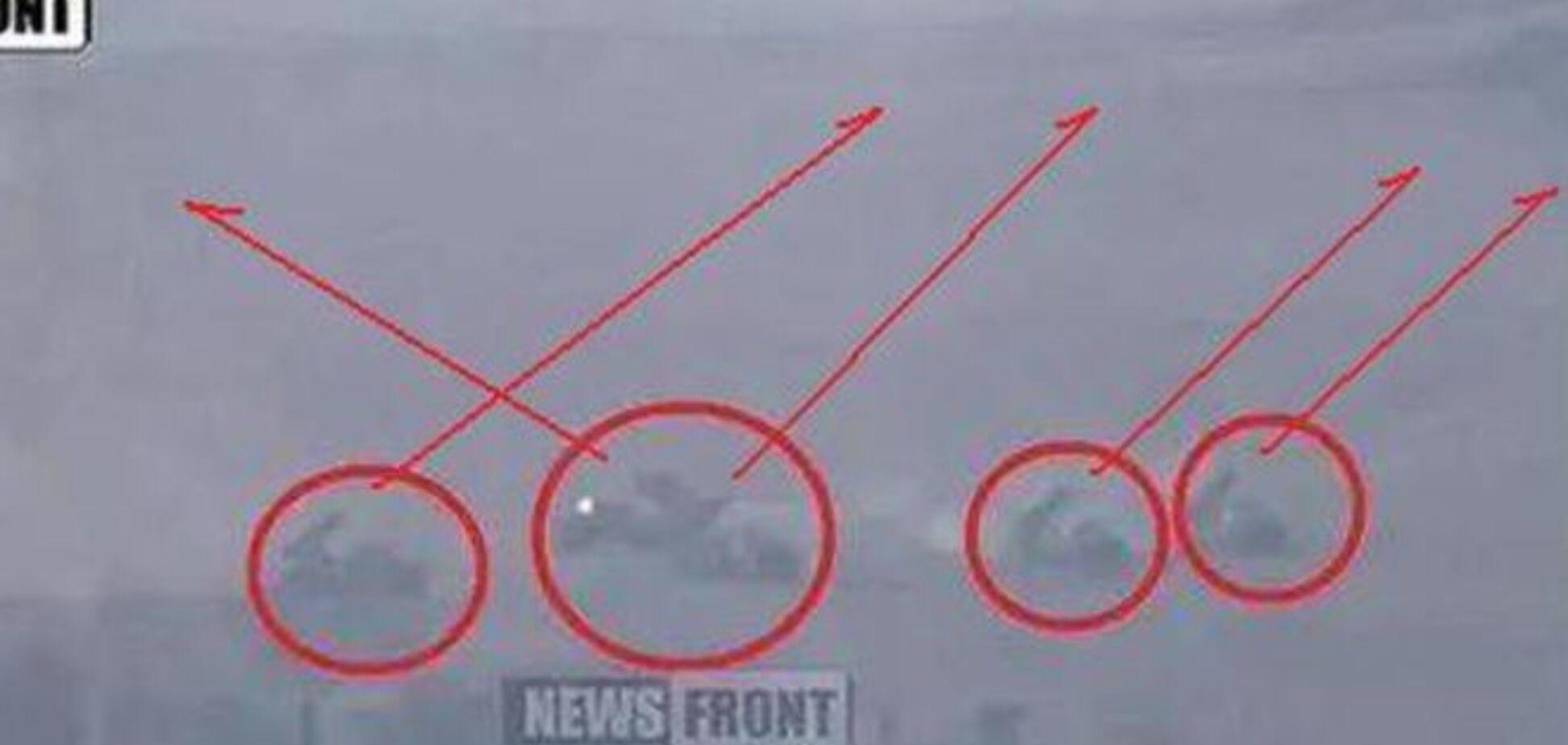 Как террористы стреляли из 'Градов' по населению и ВСУ: видеофакт