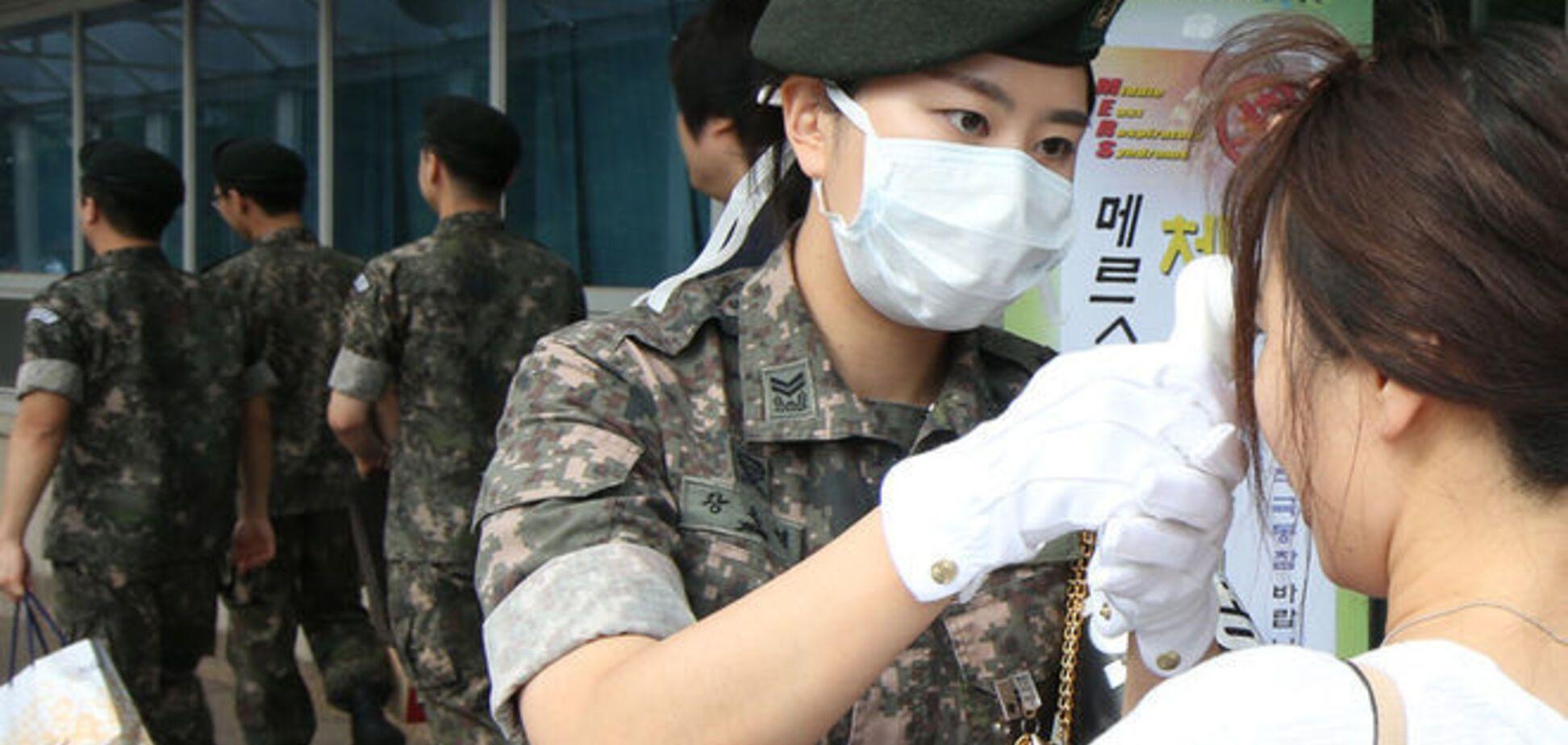 В Южной Корее произошла вспышка вируса MERS. Есть жертвы, тысячи людей на карантине