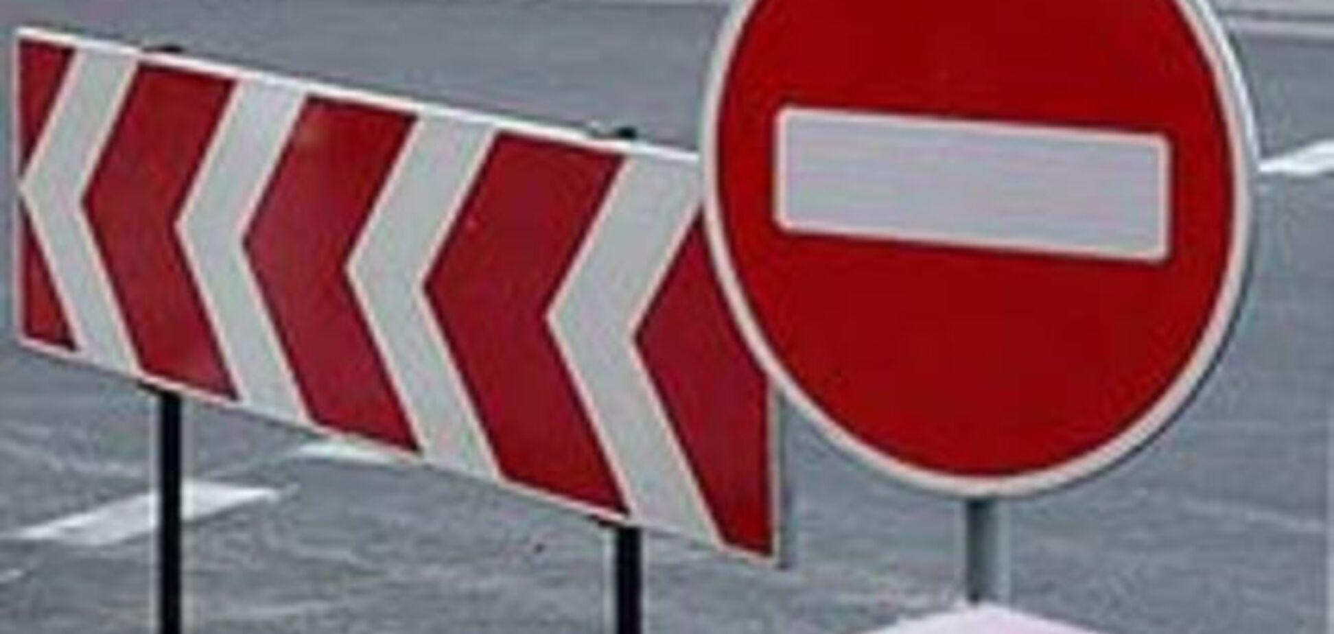 Движение транспорта из Донецка заблокировано – ГАИ перекрыла дороги
