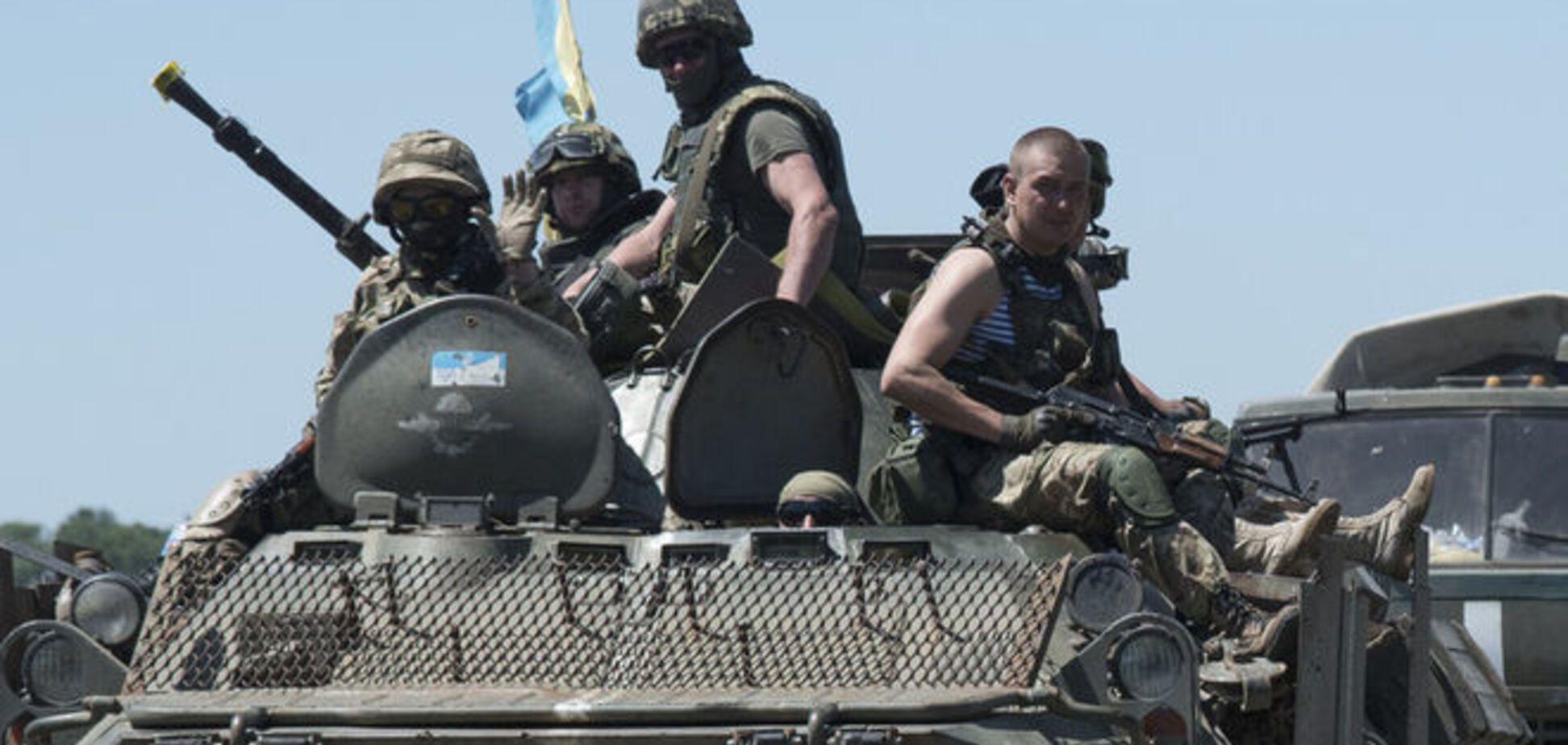 Пока затишье: террористы разбежались по окраинам Марьинки - Дейдей