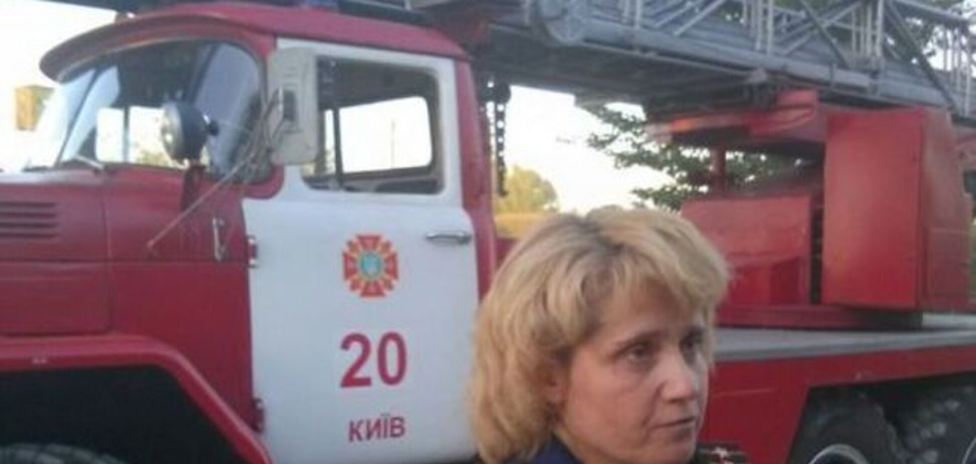 Адское пламя: появилось видео тушения пылающей нефтебазы в Василькове