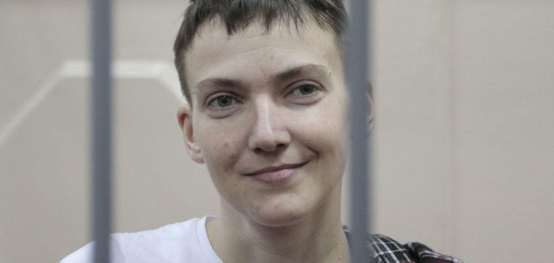 Надежда Савченко:  Я хочу, чтобы скорей был этот долбаный суд!