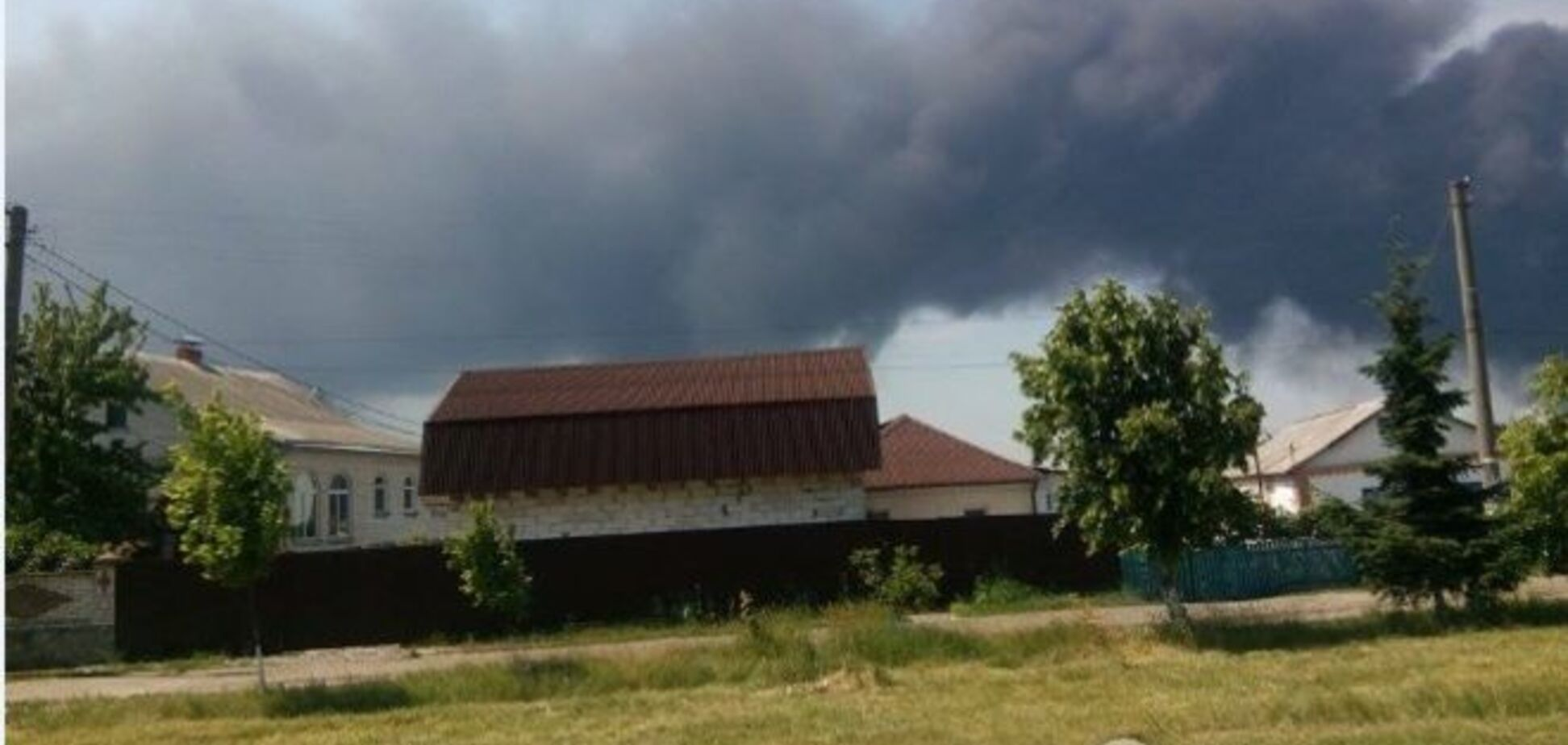 Кульбида рассказал, какие города могут накрыть черные тучи от пожара в Василькове