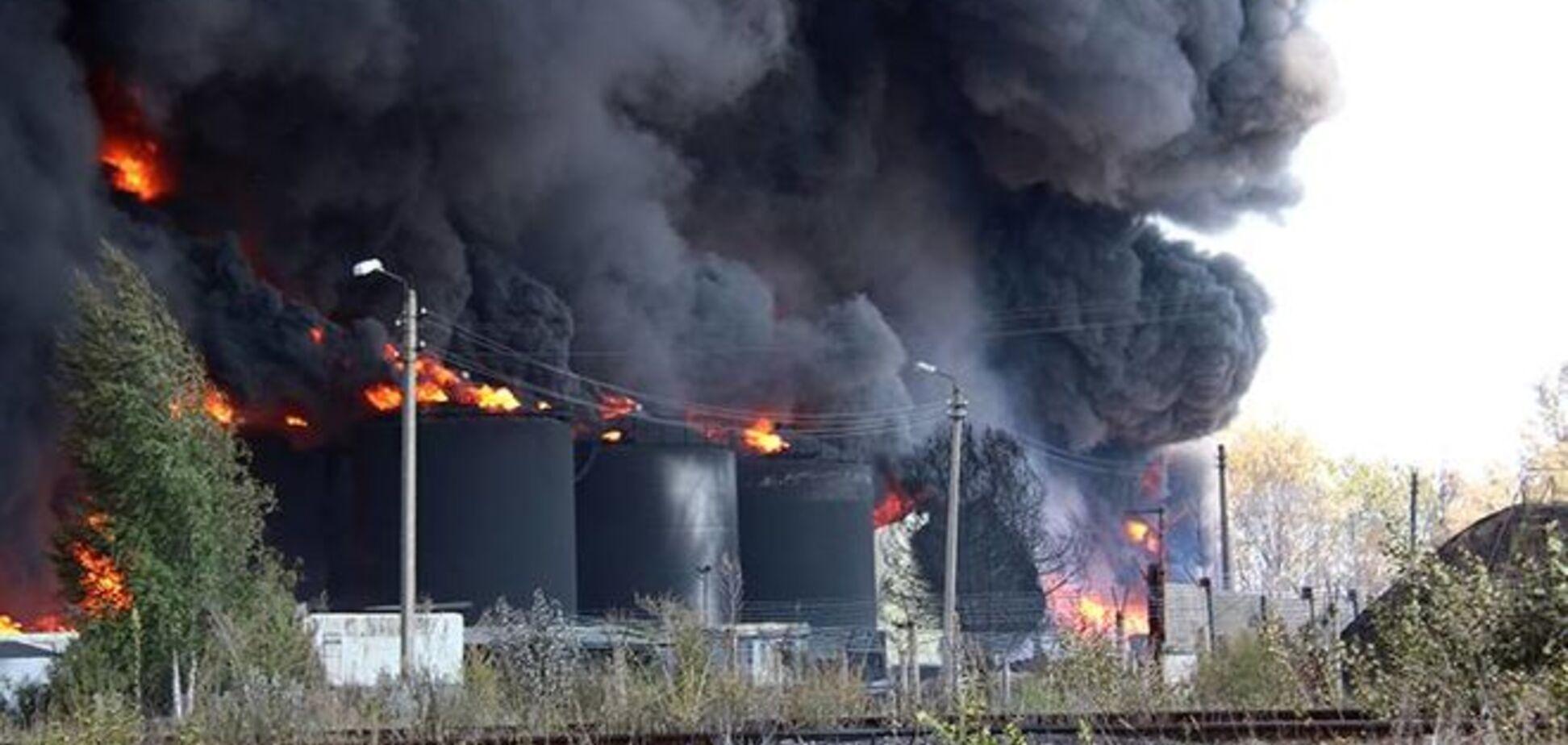 Тела погибших при пожаре в Василькове спасателей обгорели до неузнаваемости - ГосЧС