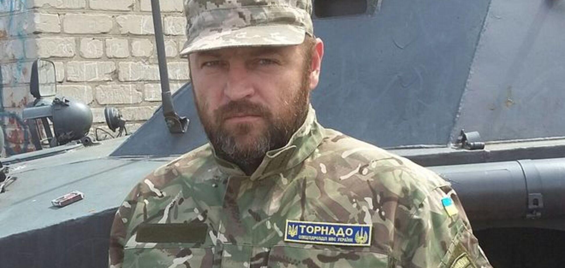 Замкомбата 'Торнадо': Мы не дадим Киеву уголь фашистов из 'ЛНР'