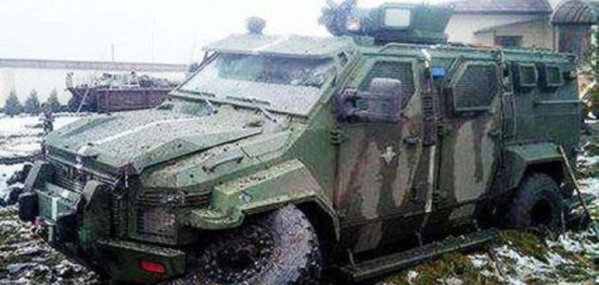 Развенчание 'Спартана' - у новейшего бронеавтомобиля проходимость хуже, чем у бюджетного 'китайца'