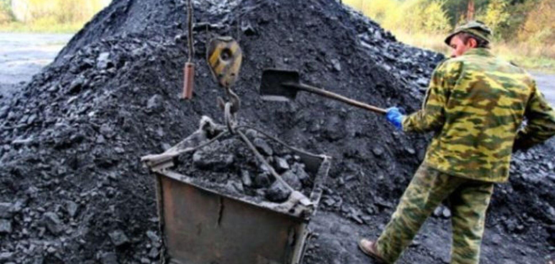 Как террористы заработали на экспорте украинского угля около 450 млн грн: СБУ раскрыла схему