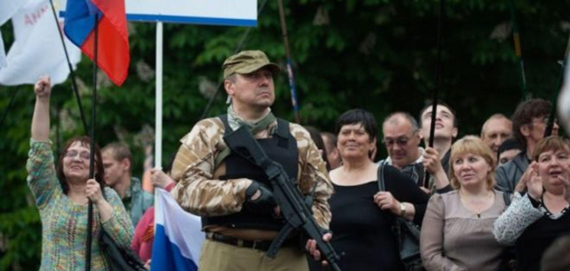 Террористы 'ЛНР' внесли в свой чемпионат по футболу 'Зарю' и 'Шахтер'