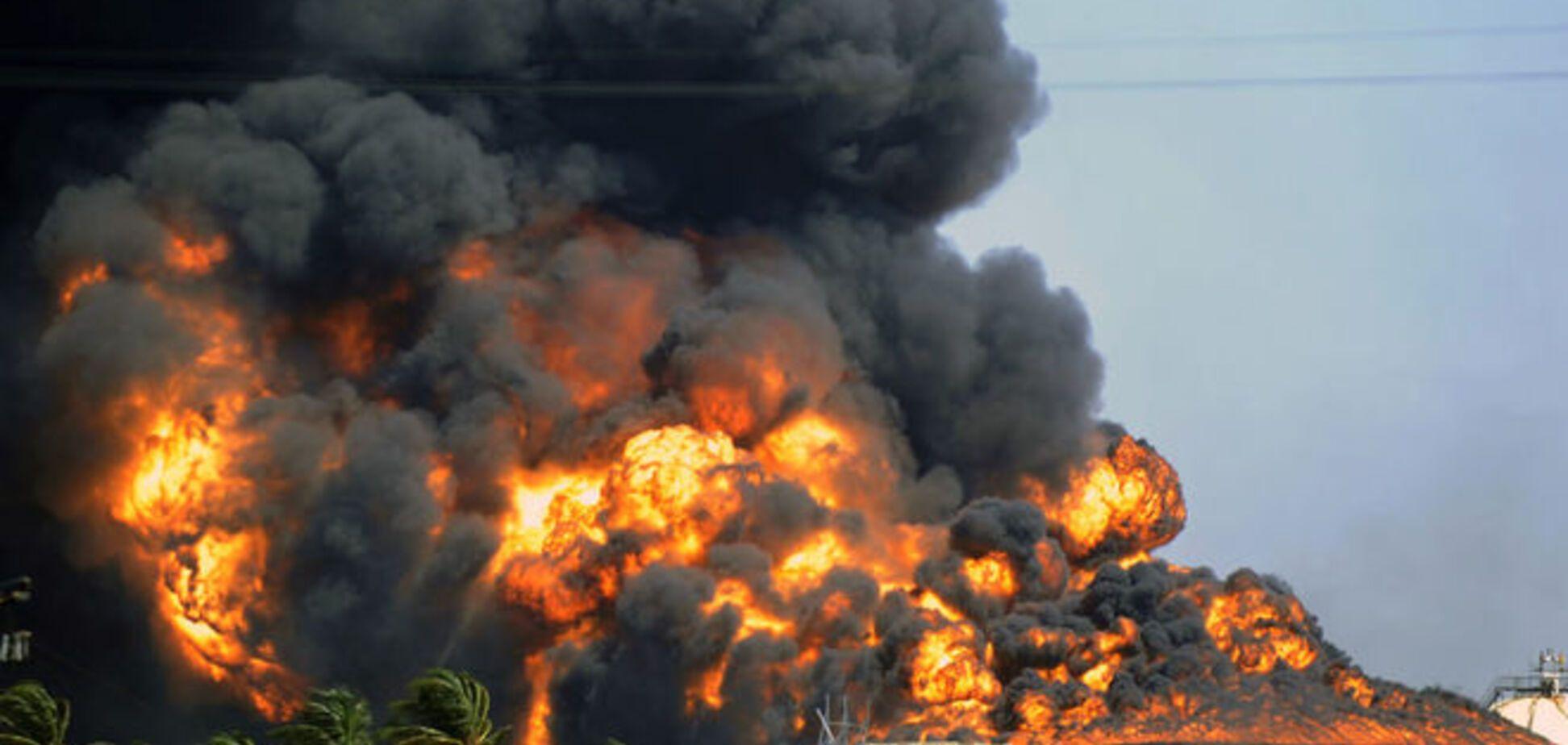 Топ-5 крупнейших нефтегазовых пожаров-катастроф в мире