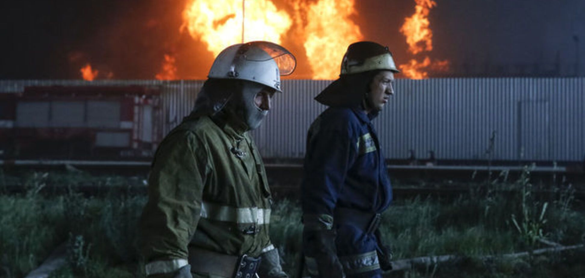 Корбан підказав міліції, де шукати винних у пожежі на нафтобазі