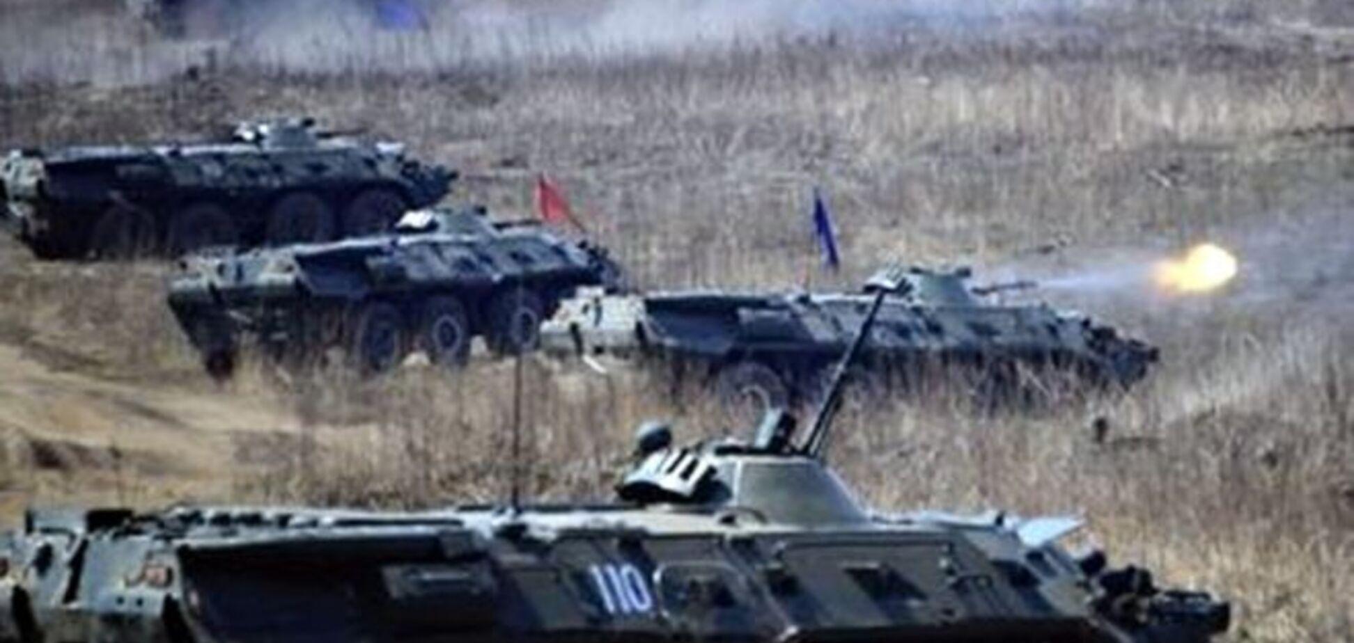 Террористы нацелили танки и пехоту на позиции сил АТО под Донецком - штаб