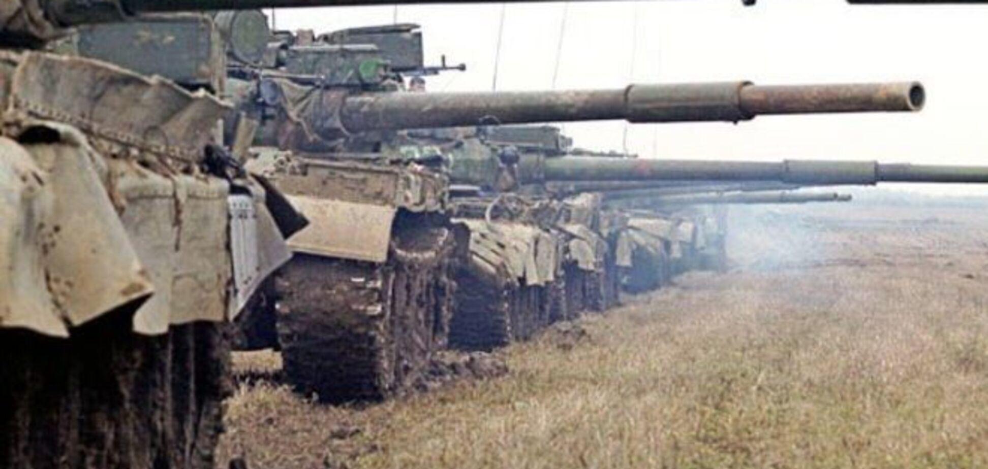 Силы АТО отвели обратно тяжелое вооружение от Марьинки
