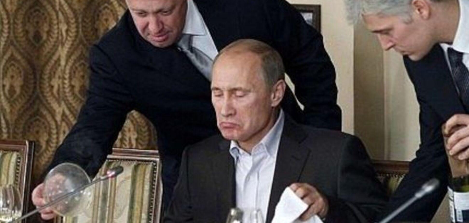 В советниках у Путина обнаружился владелец 'кремлевских троллей' - СМИ