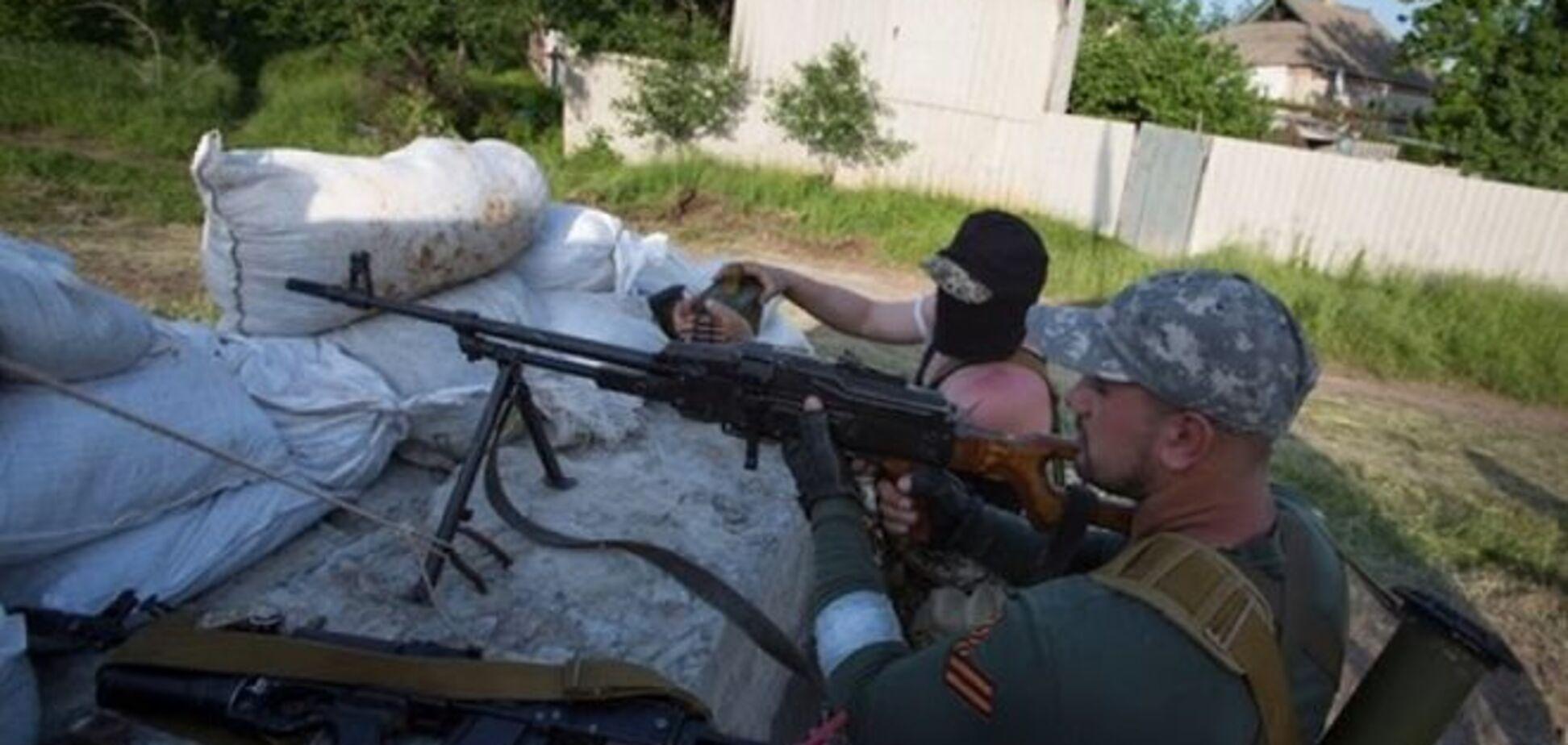 Под Мариуполем боевики атаковали украинские позиции, есть раненые