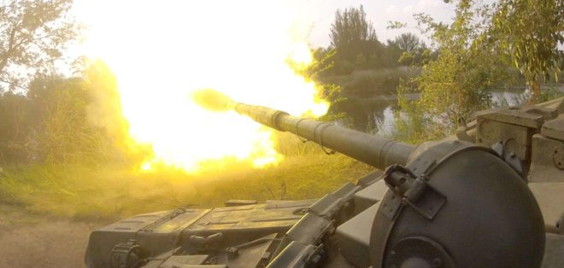 Захарченко отдал приказ о наступлении на Марьинку после встречи с российским генералом - Тымчук