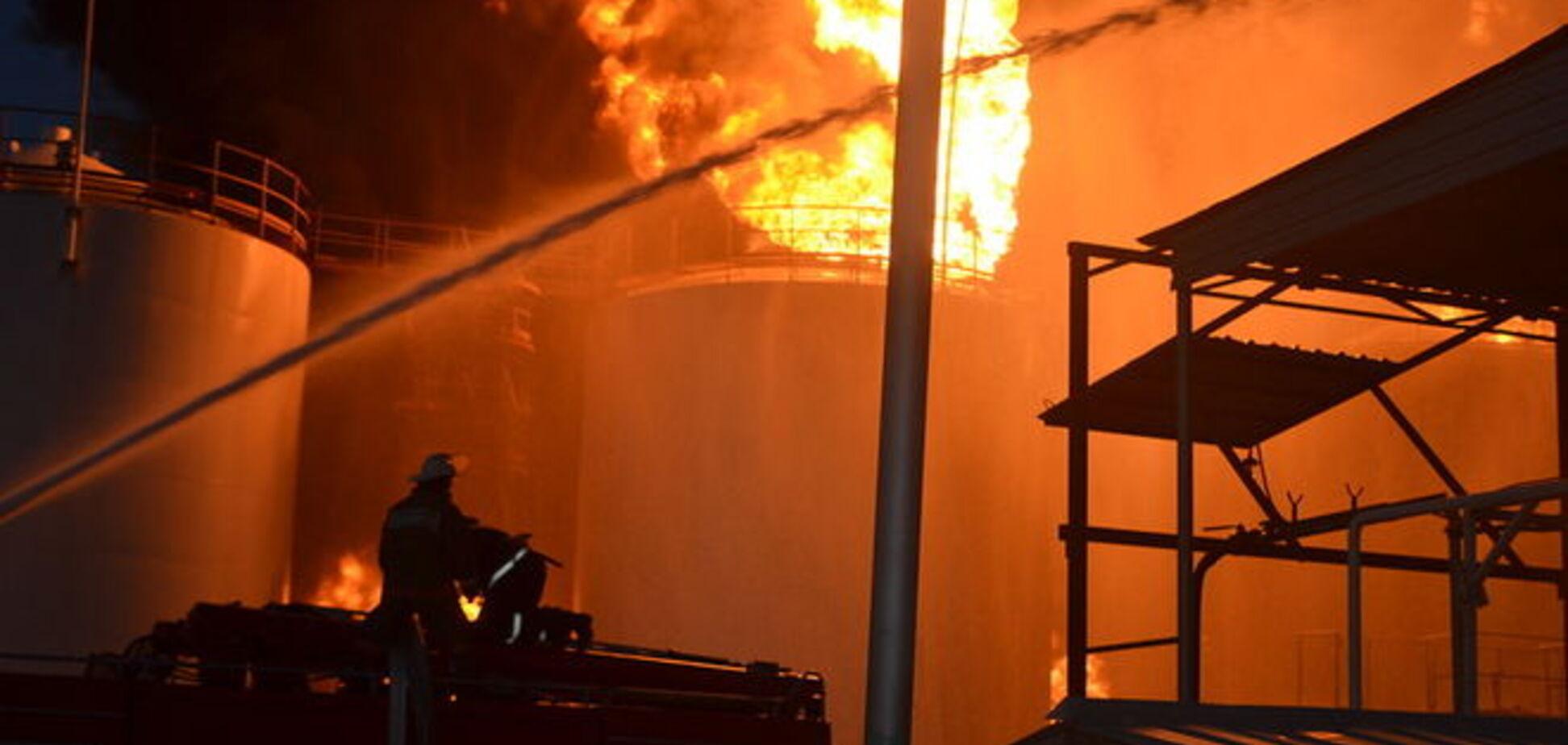 Стали известны имена спасателей, погибших при борьбе с огнем в Василькове