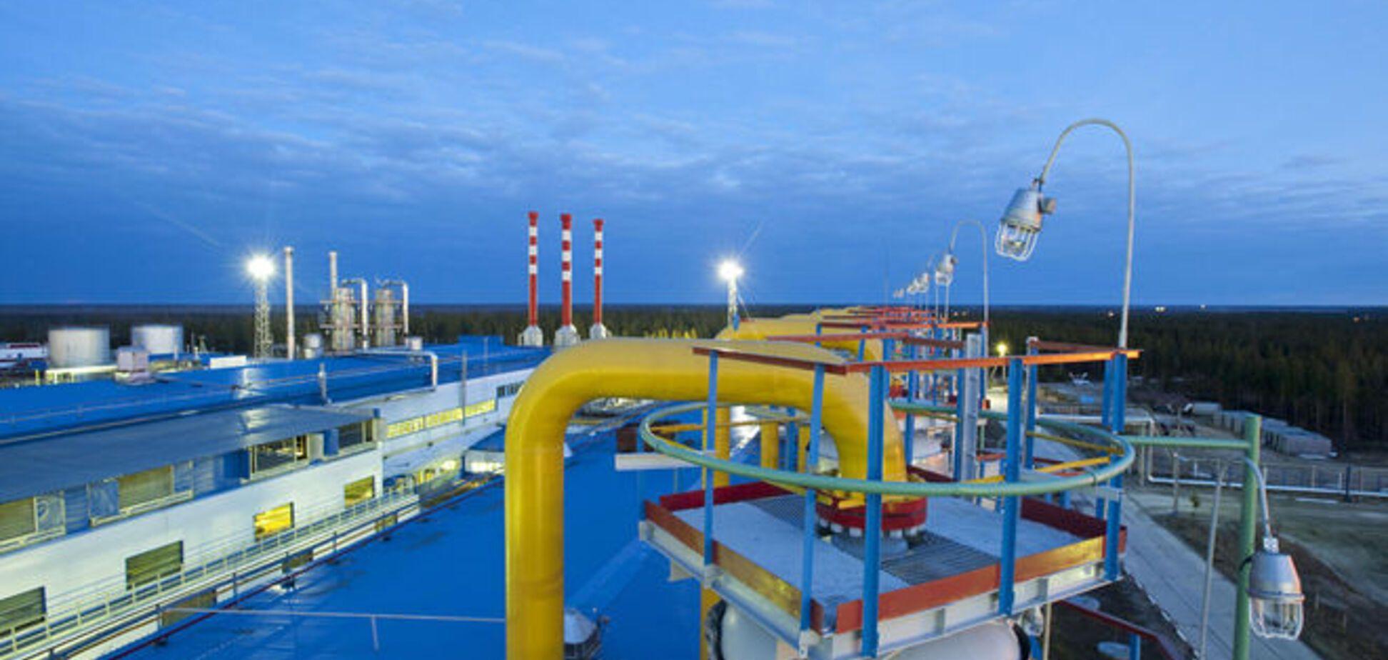 Холодный душ для 'Газпрома'