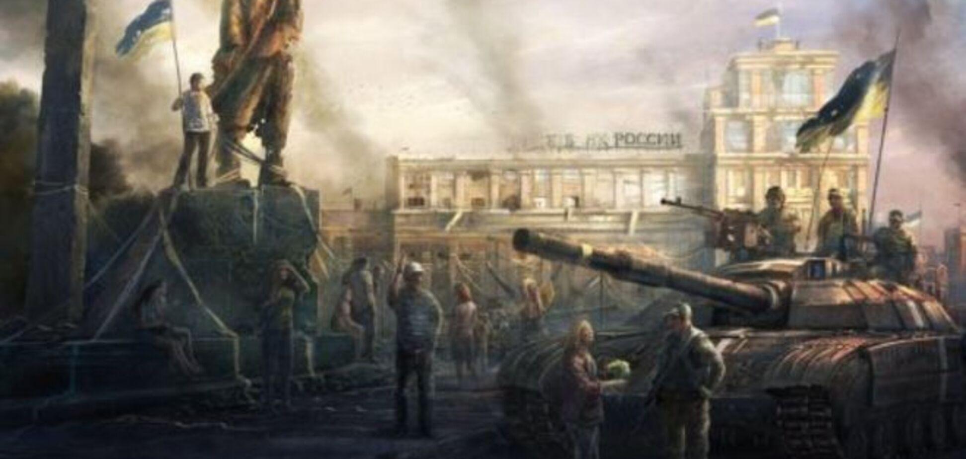 Тут, на Донбасі, дійсно поважають силу більше за розум і людяність